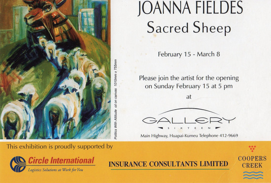 Sacred_Sheep_invitation_1998